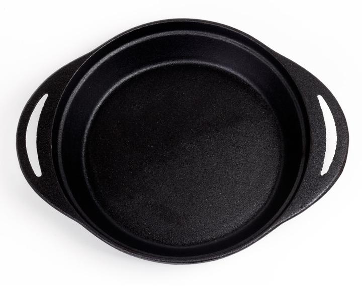 Old Mountain Pie Pan