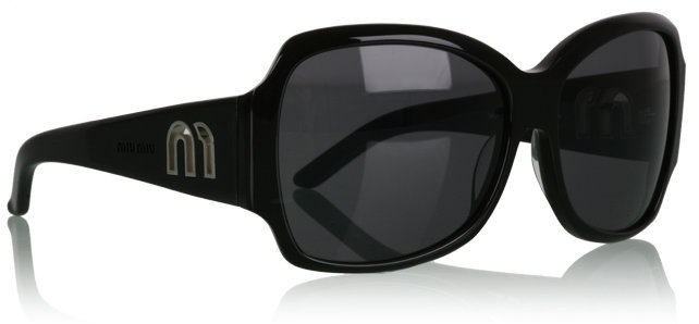 Miu Miu Oversized Square Sunglasses