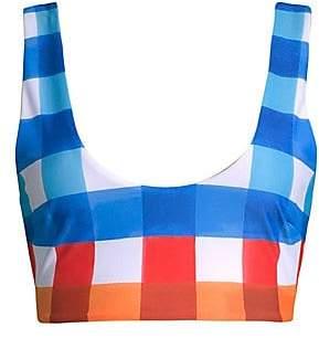 Mara Hoffman Women's Lira Bikini Top