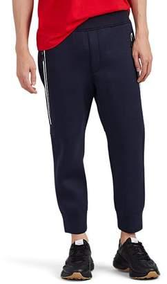 BLACKBARRETT Men's Neoprene Crop Jogger Pants