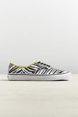 Vans Authentic Zebra Sneaker
