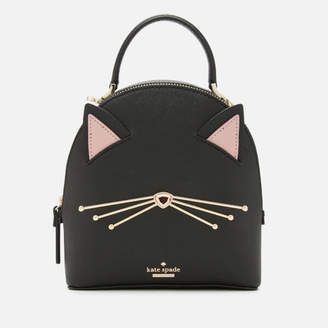 Kate Spade Women's Cat Binx Backpack - Black