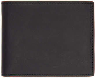 Rag & Bone Black Hampshire Bifold Wallet