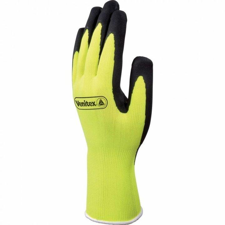 Venitex Unisex Apollon PPE Breathable Hi-Vis Gloves
