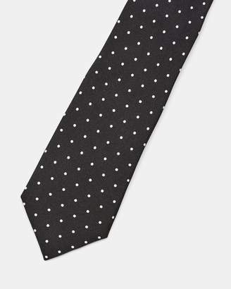 Theory Silk Polka Dot Roadster Tie
