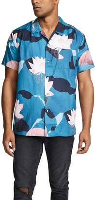 Double Rainbouu Kyoto Short Sleeve Shirt