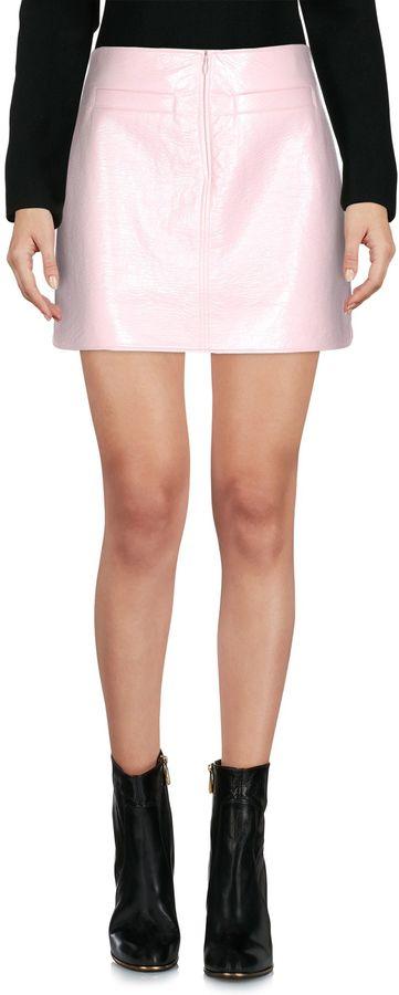 CourregesCOURRÈGES Mini skirts