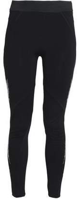Stella McCartney Embellished Jersey Leggings