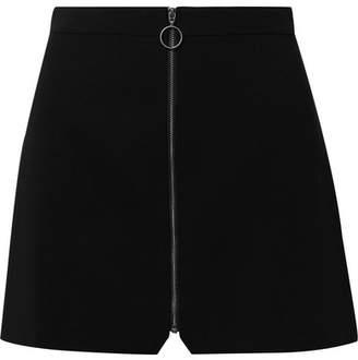 Alice + Olivia Alice Olivia - Riley Cady Mini Skirt - Black