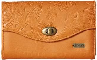 Roxy Pink Motel Wallet Checkbook Wallet