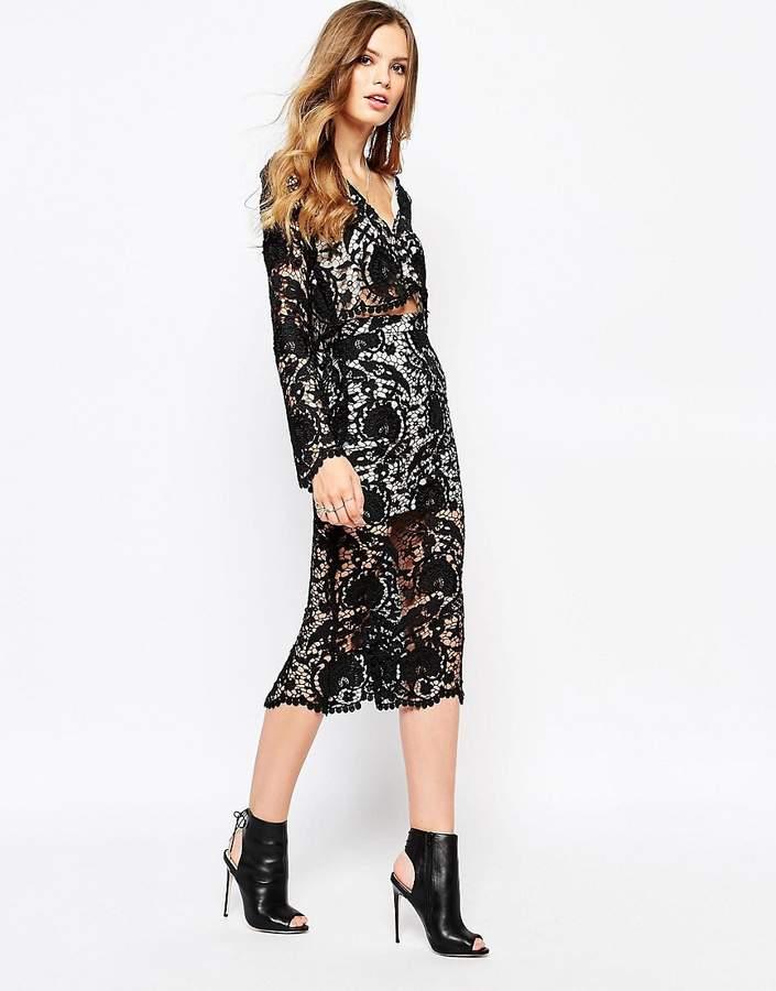 Black Lace Blouse Shopstyle 54