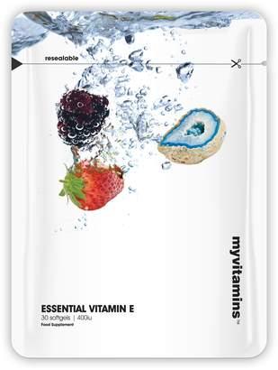 Myvitamins Essential Vitamin E - 60softgels