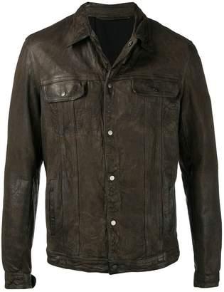 Salvatore Santoro buttoned jacket