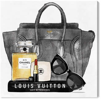 Oliver Gal My Everyday Purse By The Artist Co. Canvas Art