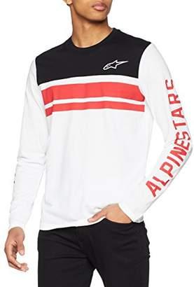 Alpinestars Men's Vintage T-Shirt Regular Fit Short Sleeve