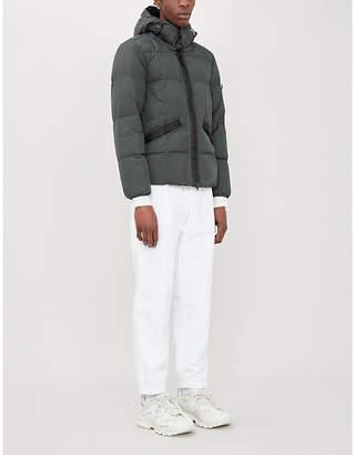 Stone Island Padded shell puffer jacket