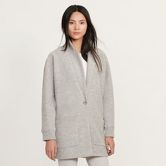 Ralph Lauren Knit Wool Car Coat $298 thestylecure.com