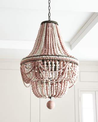 Regina-Andrew Design Regina Andrew Design Pink Malibu Chandelier