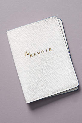 Anthropologie Au Revoir Passport Holder
