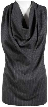 Nicholas K Grey Cotton Top for Women
