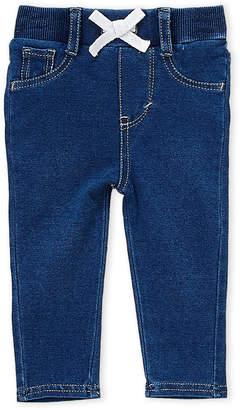 Levi's Infant Girls) Denim Knit Leggings