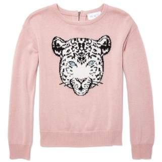 Children's Place The Rulled Sleeve Pullover Sweater