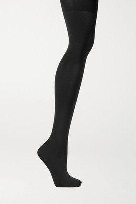 Spanx Luxe Leg 60 Denier Shaping Tights - Black
