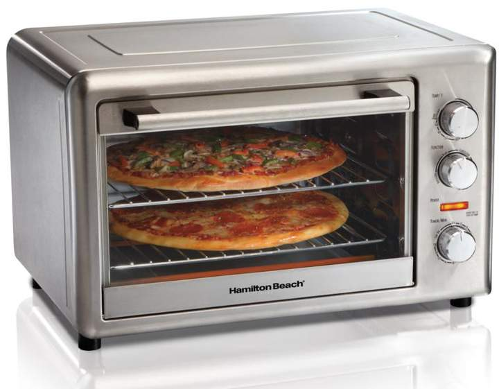 Hamilton Beach Model # 31103 Countertop Oven with Convection and Rotisserie Functions