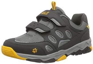 Jack Wolfskin MTN Attack 2 Low Vc K, Unisex Kids' Rise Hiking Shoes,UK (34 EU)