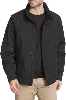 Dockers Zip Front Bomber Jacket