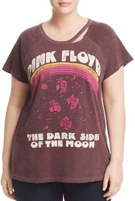 Lucky Brand Plus Pink Floyd Graphic Tee