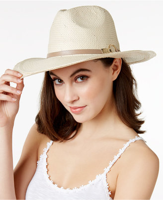 Vince Camuto Ring Panama Hat $48 thestylecure.com