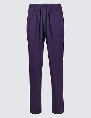 Marks and Spencer Modal Blend Long Pyjama Bottoms