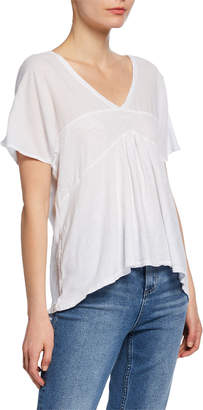 Counting Dreams Beverly Empire-Waist Dolman Sleeve Top