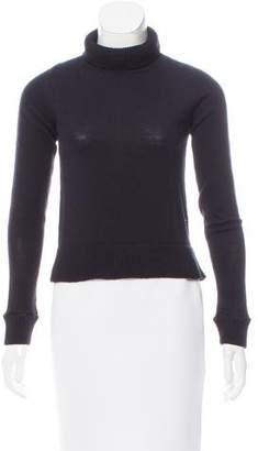 Hache Turtleneck Long Sleeve Sweater