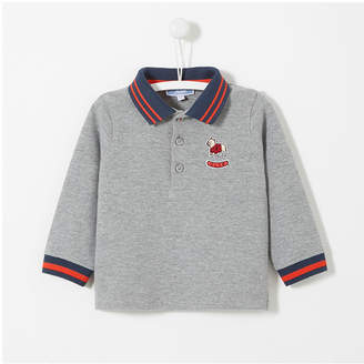 Jacadi Long Sleeve Polo-Shirt