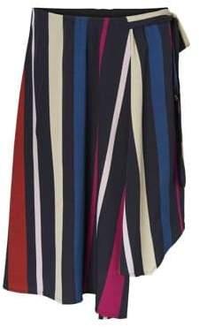 Vero Moda Victoria Asymmetrical Skirt