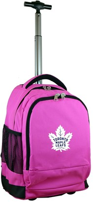 Toronto Maple Leafs Premium Wheeled Backpack