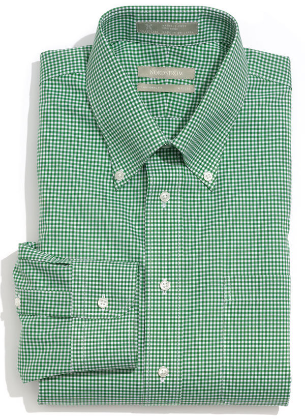 Nordstrom Smartcare Traditional Fit Dress Shirt