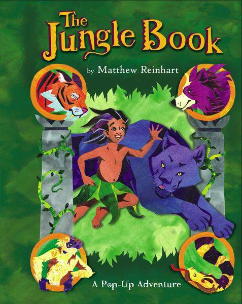 The Jungle Book - A Pop-up Adventure