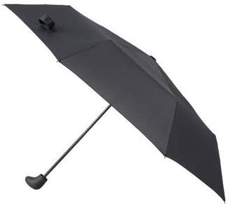 totes Sport Supermini with Gearstick Handle Umbrella Black (3 Section)