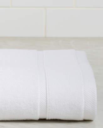 Frette Lanes Border Bath Towel