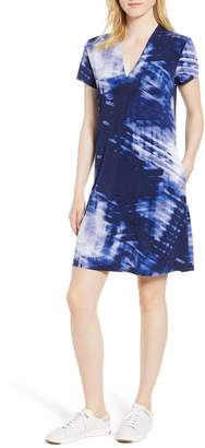 Kenneth Cole New York Jersey Shift Dress