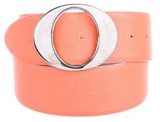 Dolce & Gabbana Buckle Waist Belt