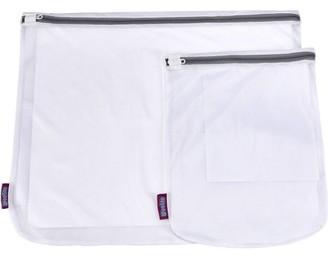 Woolite Sanitized Mesh Sweater and Socks Wash Bag, 2pk