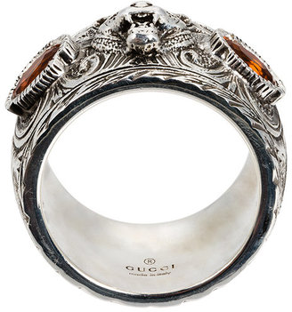 Gucci Garden ring $340 thestylecure.com