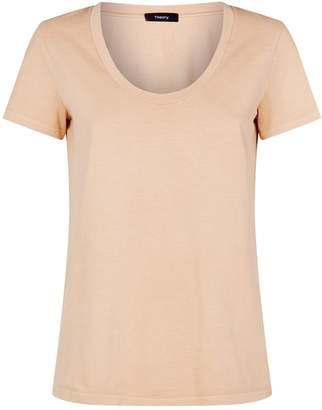 Theory Pima Cotton T-Shirt