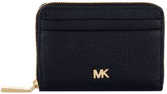 MICHAEL Michael Kors Leather Mercer Zip-Around Wallet