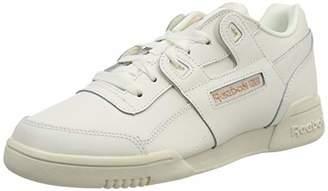 Reebok Women s Workout Lo Plus Low-Top Sneakers 3eef4080a