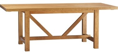 Morris Cherry Extension Dining Table